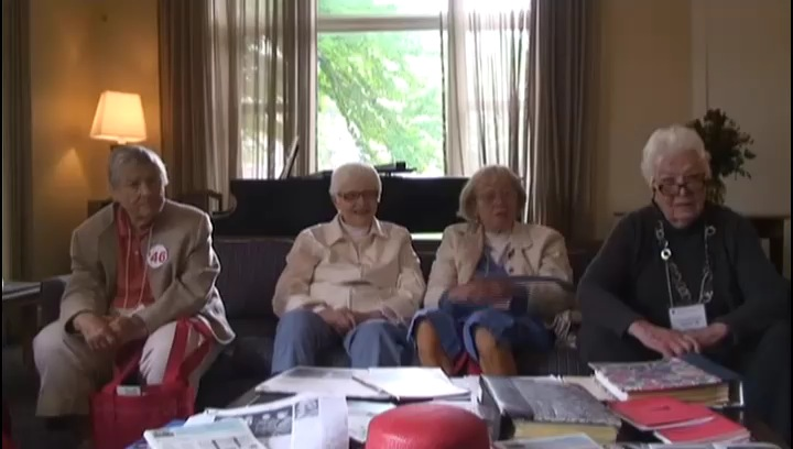 Group Interview with Members of the Class of 1946