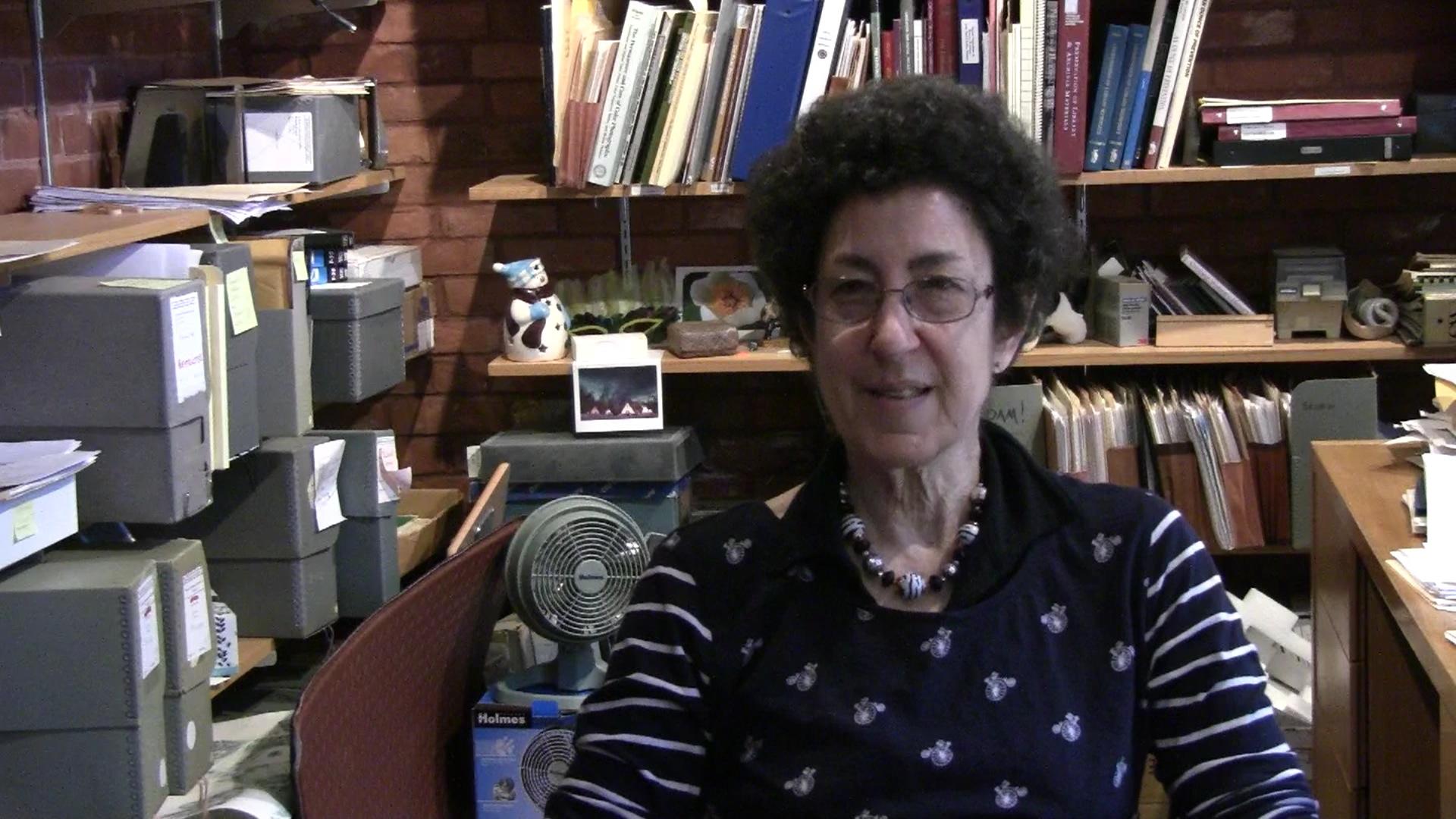 Carol Sudhalter, Class of 1964