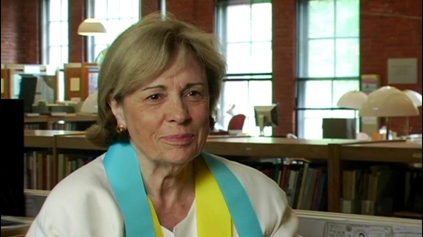 Carolyn Carr, Class of 1961