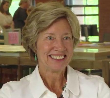 Christine Heyworth, Class of 1965
