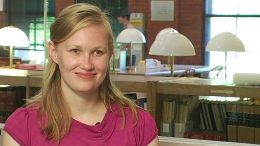 Christine Merrill, Class of 2005