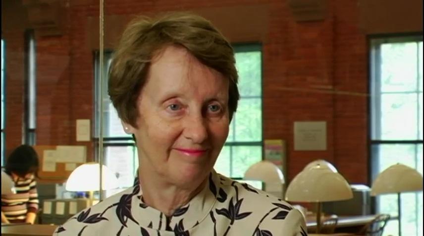 Eleanor Woods, Class of 1961