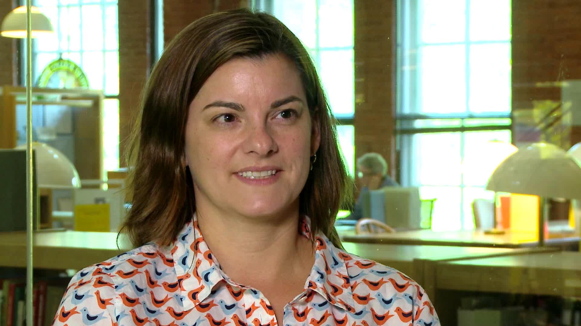 Elizabeth Owens, Class of 2001
