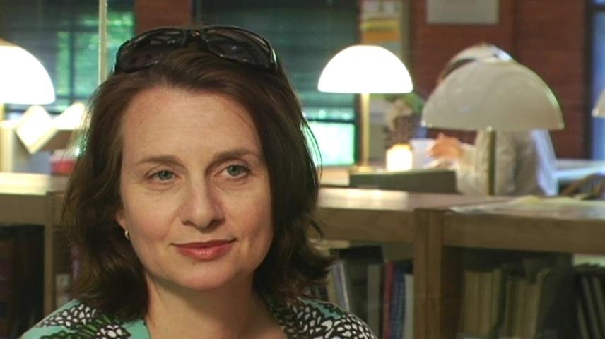 Erin Joslyn, Class of 1990