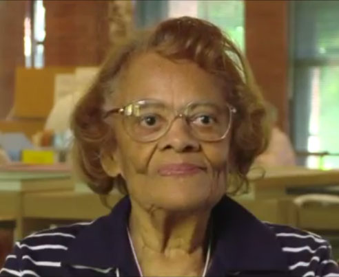Dr. Evelyn Boyd Granville, Class of 1945