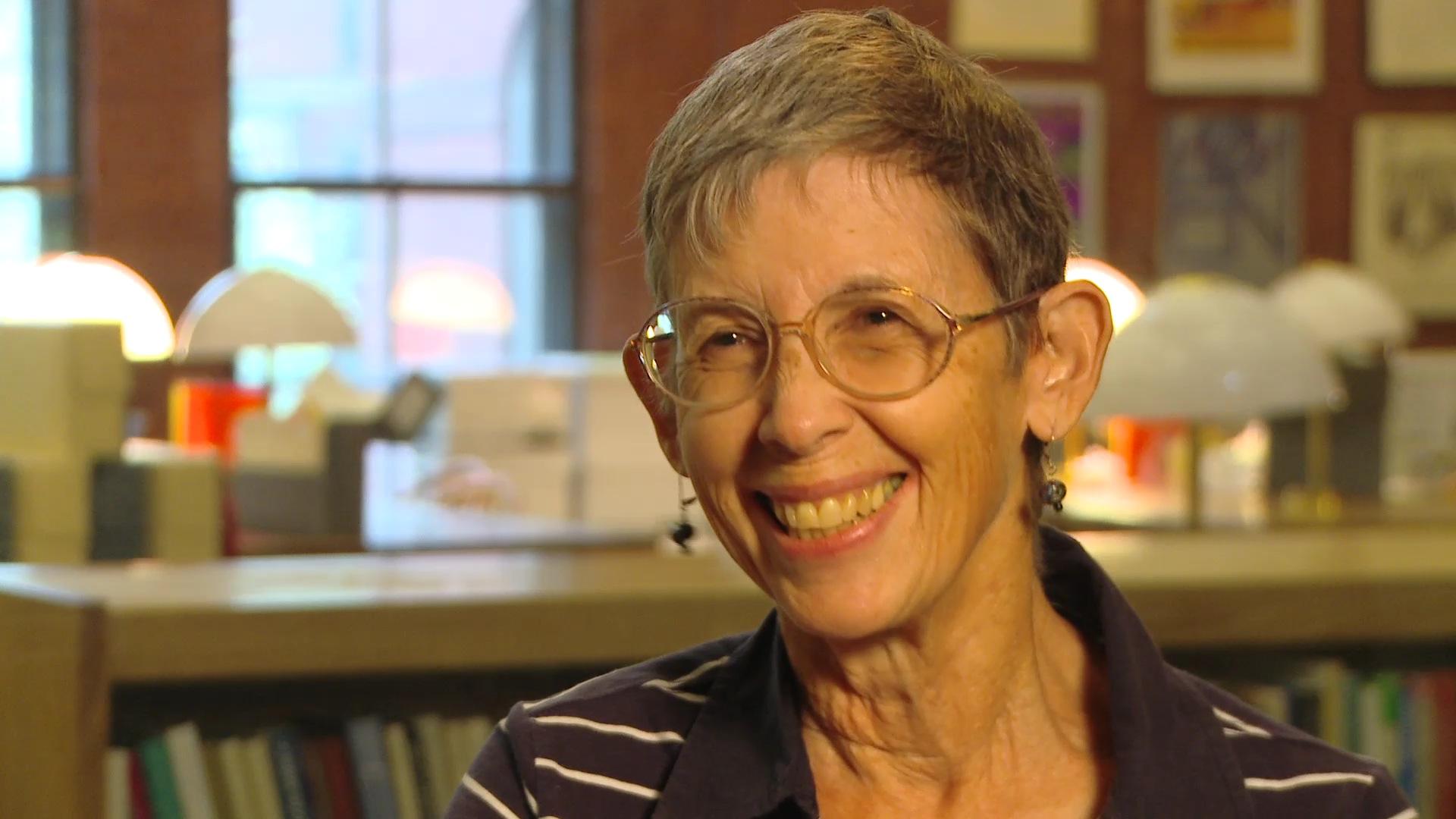 Joan Bouchard, Class of 1964