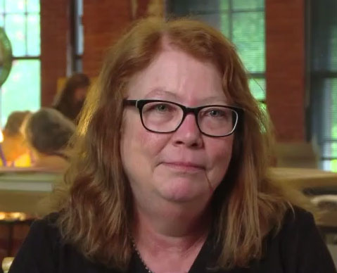 Kathleen Banks Nutter, Class of 1990
