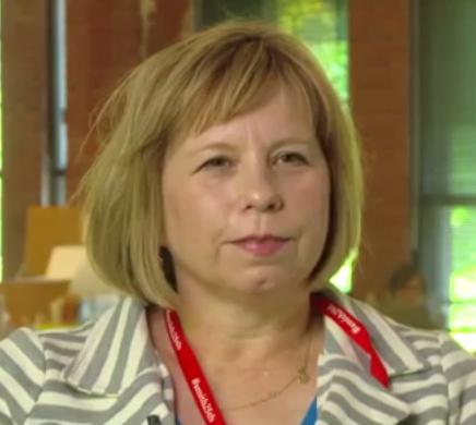 Lisa Abrams, Class of 1990