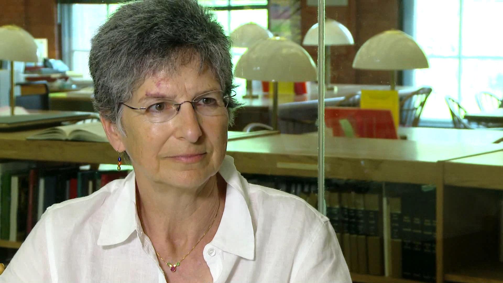 Ruth Rosenberg, Class of 1976