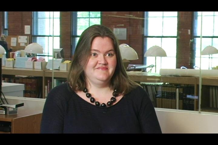 Sarah Trabucchi, Class of 2000