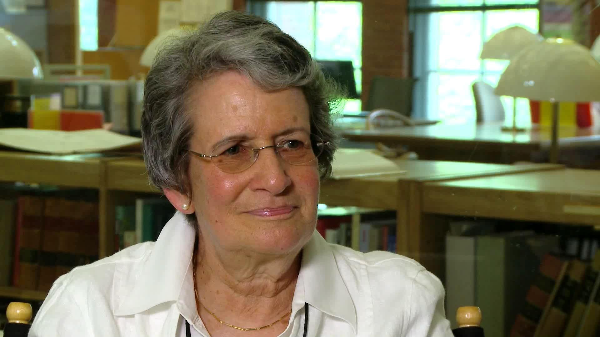 Sylvia Perlman, Class of 1966
