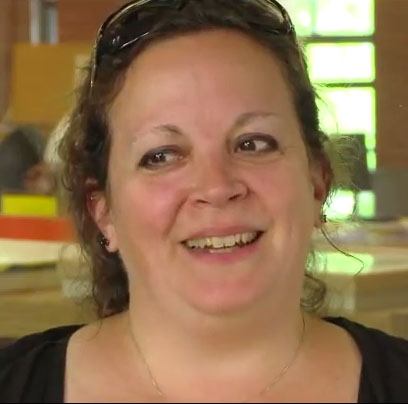 Yvonne Garrett, Class of 1985